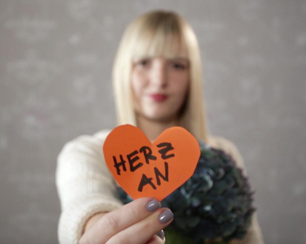 Herz an - Gemeinsam Suizide verhindern