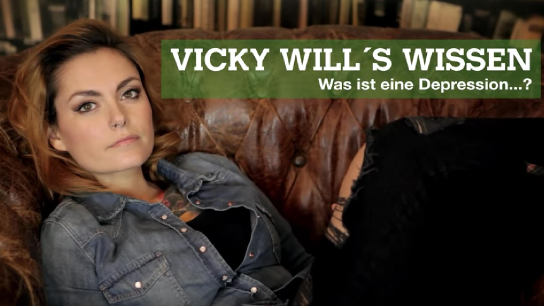 Vicky will's wissen, Folge 1: Was ist eine Depression?