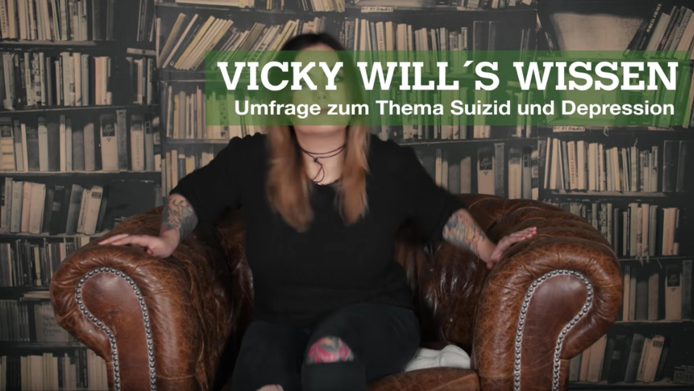 Vicky will's wissen, Folge 3: Die Straßenumfrage