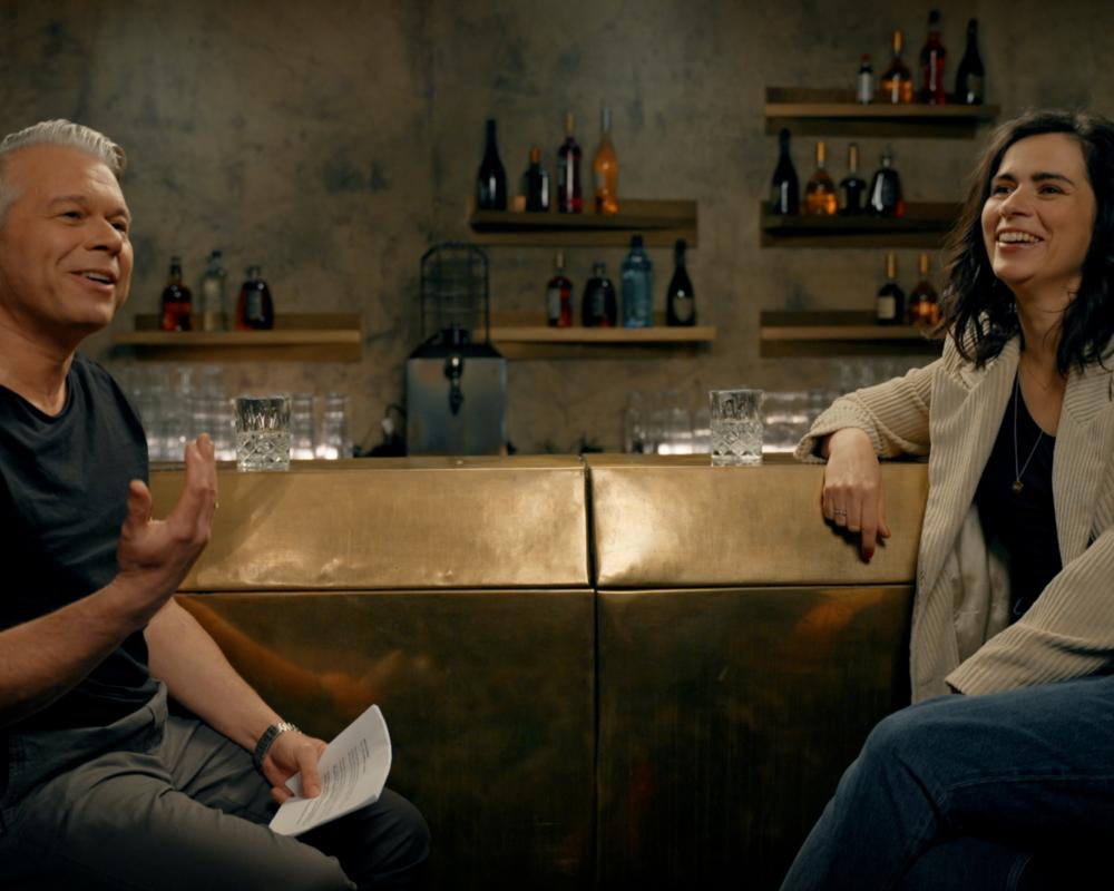 Bar Talk mit Nora Tschirner by Svenson Suite