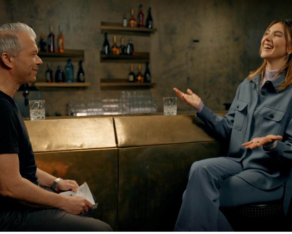 Bar-Talk mit Stefanie Giesinger Teil 4