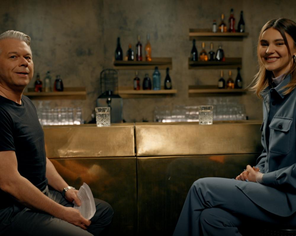 Bar-Talk mit Stefanie Giesinger by Svenson Suite